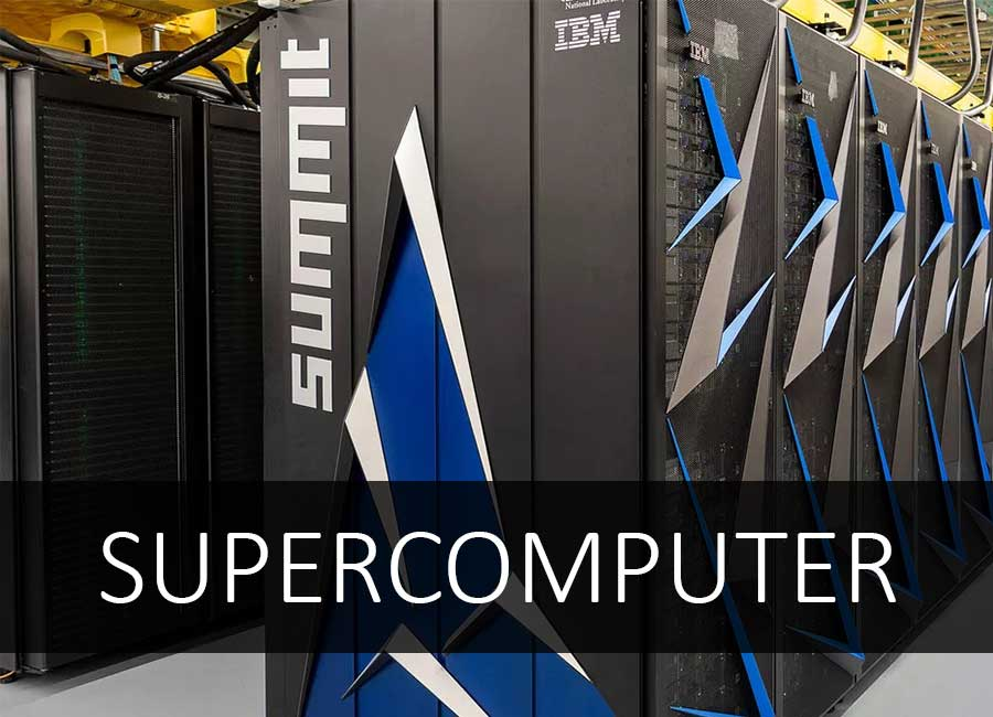 Parallel Processing in Supercomputers