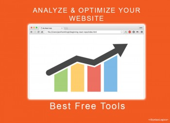 Free and best tools to analyze and optimize your website